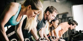 Trening z ciężarem własnego ciała