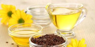 Właściwości oleju lnianego