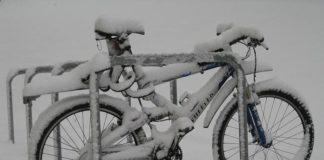 Jak przygotować rower do jazdy w zimie?